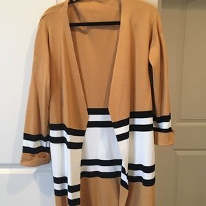 Sweaters - Striped sweater—Topshop Dupe!